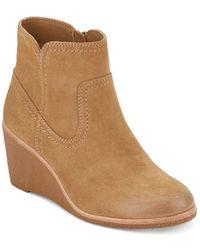 G.H.BASS - . Womens Rosanne Dress Wedge Heel Boot - Lyst