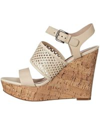 French Connection - Womens Devi Open Toe Casual Platform Sandals - Lyst