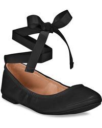 Call It Spring - Conboy Lace-up Ballet Flats - Lyst