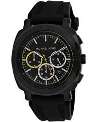 Michael Kors - Men's Bax Watch - Lyst