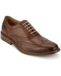 G.H. Bass & Co. - . Mens Corbin Dress Wingtip Oxford Shoe - Lyst