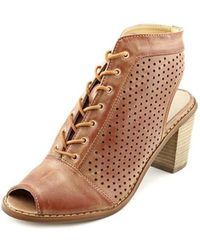 Chinese Laundry - Cambridge Womens Slingback Ankle Booties - Lyst