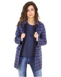Emporio Armani - Ladies Coat - Lyst