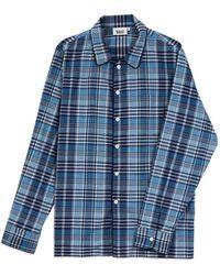 Sleepy Jones - Henry Pyjama Shirt - Lyst
