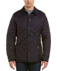 Barbour - Heritage Lidde Quilted Jacket - Lyst
