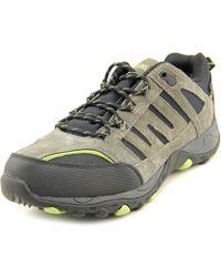 Wolverine - Muir Wpf Hiker Men Round Toe Leather Hiking Shoe - Lyst