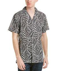 Life After Denim - Life/after/denim Amazon Woven Shirt - Lyst