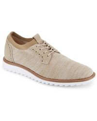 Dockers - Mens Einstein Knit/leather Smart Series Dress Casual Oxford Shoe With Neverwet - Lyst