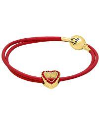 Caterina Jewelry - Kiss Kiss Bracelet - Lyst