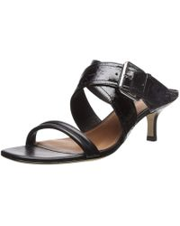 5082aaefdf1 Donald J Pliner - Donald J Pliner Womens Mora-01 Open Toe Casual Strappy  Sandals