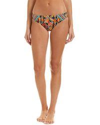 Nanette Lepore - Mozambique Charmer Bikini Bottom - Lyst