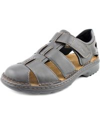d020fcc37 Lyst - The north face Hedgehog 3-point Round Toe Leather Water Shoe ...