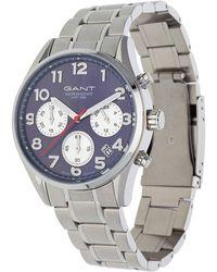 GANT - Watch Chronograph Silver Gt008002 - Lyst