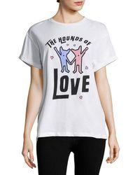 Être Cécile - Hounds Of Love Oversize T-shirt - Lyst