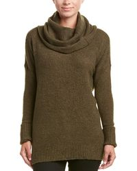 French Connection - Weekend Flossy Cowl Sweater - Lyst