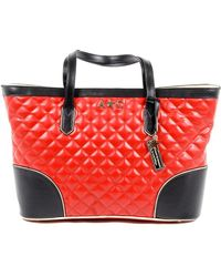 Andrew Charles by Andy Hilfiger - Andrew Charles Womens Handbag Red Lilli - Lyst