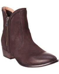 Seychelles - Lucky Penny Leather Bootie - Lyst