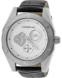 Morphic - M46 Series Silver Watch - Lyst