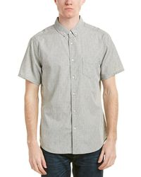 Life After Denim - Life/after/denim Clippers Woven Shirt - Lyst