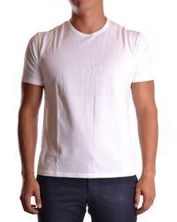Yohji Yamamoto - Men's Mcbi317023o White Cotton T-shirt - Lyst