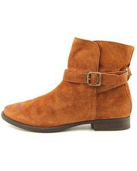 Sam Edelman - Womens Malone Almond Toe Ankle Fashion Boots - Lyst