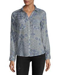 Raga - Secret Button-down Shirt - Lyst