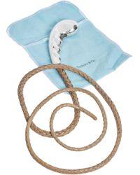 Tiffany & Co. - Vintage Elsa Peretti Whip Belt Sterling 925 1975 - Lyst