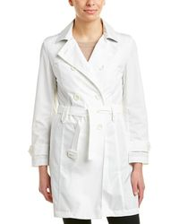 Cinzia Rocca - Icons Belted Trench Coat - Lyst