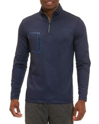 Robert Graham - Fort Bowie 1/4- Zip Tailored Fit Pullover - Lyst