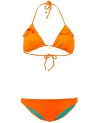 Banana Moon - Orange Triangle Two Pieces Swimsuit Iscolor Pancya - Lyst