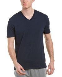 Psycho Bunny - 2pk V-neck T-shirts - Lyst
