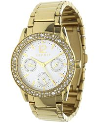 Esprit - Watch Elsie Gold Es107152003 - Lyst