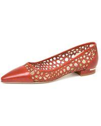 Emy Mack - Women's Pointed Toe Flat - Lyst