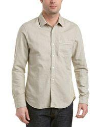 Lanai Collection - Linen-blend Woven Shirt - Lyst