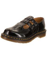 Dr. Martens - Women's 8065 Patent Lamper Casual Shoe - Lyst