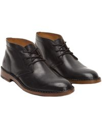 Frye - Men's Mark Leather Chukka Boot - Lyst