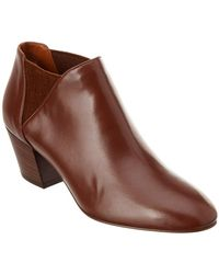 Aquatalia - Fleurette Waterproof Leather Bootie - Lyst