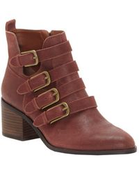 Lucky Brand - Women's Loreniah Ankle Boot - Lyst