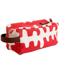 Maika - Echo Tangerine Print Travel Case - Lyst