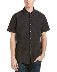 Life After Denim - Life/after/denim Botanical Woven Shirt - Lyst