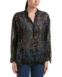 Olivaceous - Patterned Top - Lyst