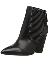 BCBGeneration - Bcbg Generation Women's Alexis Smooth Nappa Ankle Boot - Lyst