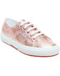Superga - Army Fashion Sneaker - Lyst