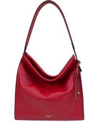 T Tahari - Sienna Leather Bucket Bag - Lyst