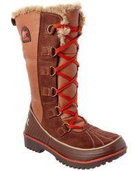 Sorel - Women's Tivoli High Ii Waterproof Leather & Suede Boot - Lyst