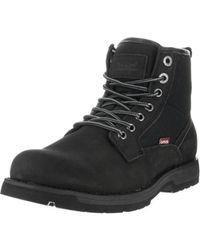 Levi's | Men's Logan Nubuck Boot | Lyst