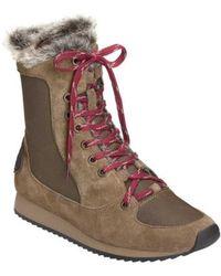 Aerosoles - Women's Timespan Hiker Boot - Lyst