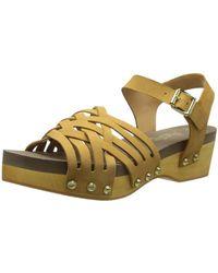 Flogg - Women's Milli Platform Sandals - Lyst