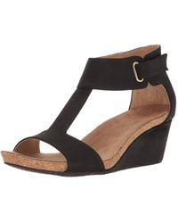 Adrienne Vittadini - Womens Trellis Open Toe Casual Ankle Strap Sandals - Lyst