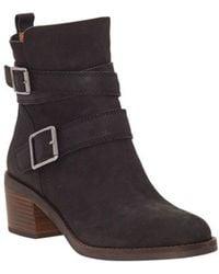 Lucky Brand - Women's Cordeena Block Heel Bootie - Lyst